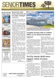Senior Times December 2017