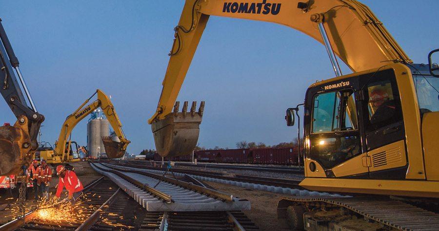APRIL BNSF Construction
